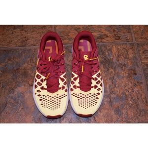 a17b7c2353b0 Nike Shoes - USC Trojans Nike NCAA Train Speed 4.0 AMP WeekZero